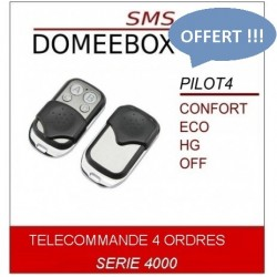 "Pack DOMEEBOX SMS ""sur mesure"""